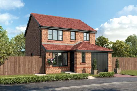3 bedroom detached house for sale - The Stirling at The Brackens, Off Campbell Road, Swinton M27