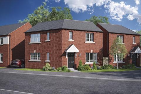 3 bedroom detached house for sale - Plot 315, The Elder at Houlton Meadows, Crick Road, Hillmorton CV23