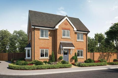 3 bedroom semi-detached house for sale - Plot 165, The Thespian at Amblers Grange, Barley Avenue, Pocklington YO42