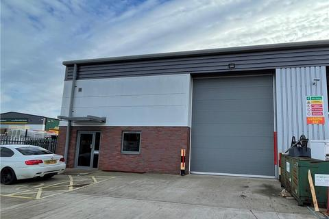 Industrial unit to rent - Unit 705, Great Western Business Park, Mckenzie Way, Worcester, Worcestershire, WR4 9GN