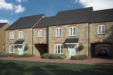 3 bedroom semi-detached house for sale - Plot 64, Bloxham at Hemins Place at Kingsmere, Off Vendee Drive, Chesterton OX26