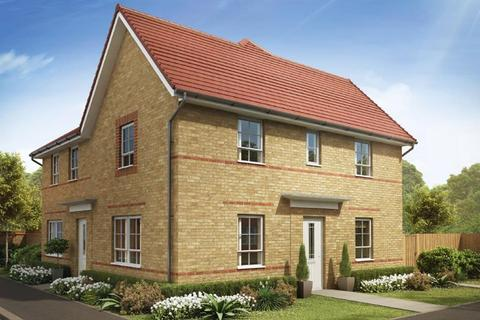 3 bedroom end of terrace house for sale - Plot 80, Moresby at Emberton Grange, Hassall Road, Alsager, STOKE-ON-TRENT ST7