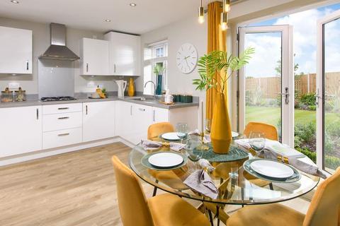 3 bedroom terraced house for sale - Plot 292, Kennett at Wigston Meadows, Newton Lane, Wigston LE18