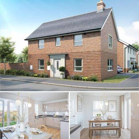 3 bedroom detached house for sale - Plot 64, Moresby at Canal Quarter at Kingsbrook, Burcott Lane, Aylesbury, AYLESBURY HP22