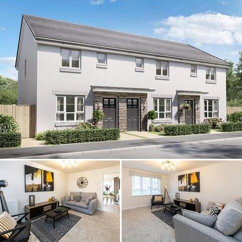 3 bedroom end of terrace house for sale - Plot 147, Glenlair at Ness Castle, 1 Mey Avenue, Inverness, INVERNESS IV2
