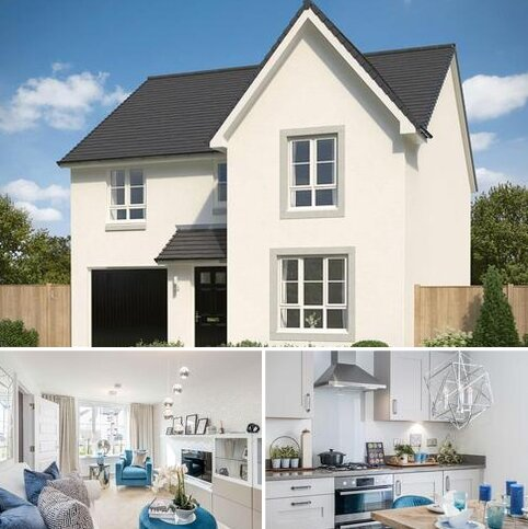 4 bedroom detached house for sale - Plot 129, Dunbar at Ness Castle, 1 Mey Avenue, Inverness, INVERNESS IV2