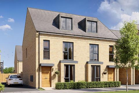 3 bedroom house for sale - Plot 203, Rosherville at Cable Wharf, Northfleet, Cable Wharf DA11
