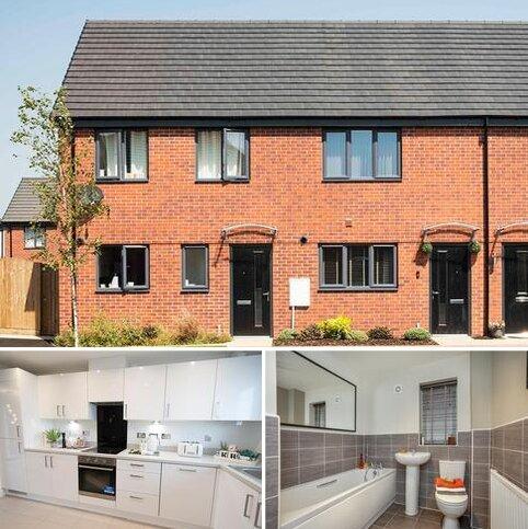 2 bedroom house for sale - Plot 340, The Lockton at Roman Fields, Peterborough, Manor Drive PE4