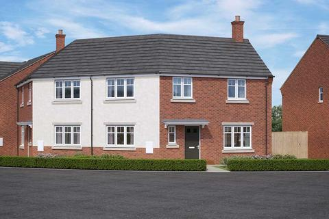 3 bedroom house for sale - Plot 44, The Mulberry at Oswald Place, Cheadle, Ashbourne Road, Cheadle ST10