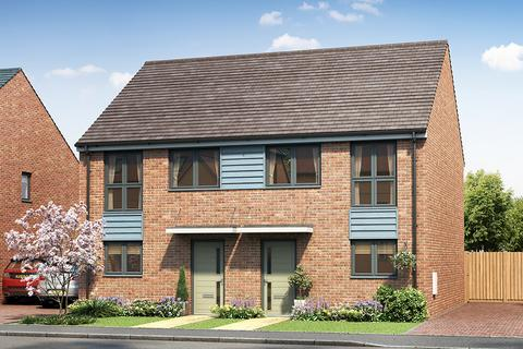 2 bedroom house for sale - Plot 1028, The Featherstone at The Rise, Newcastle Upon Tyne, Off Whitehouse Road NE15