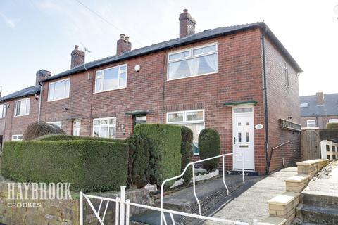 2 bedroom end of terrace house for sale - Midfield Road, Sheffield