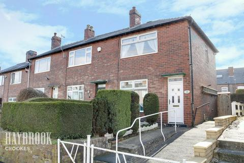 2 bedroom end of terrace house for sale - Midfield Road, Sheffield
