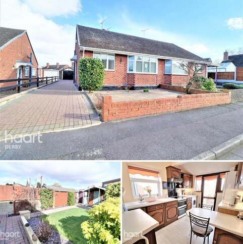 2 bedroom semi-detached bungalow for sale - Park Hill Drive, Sunnyhill