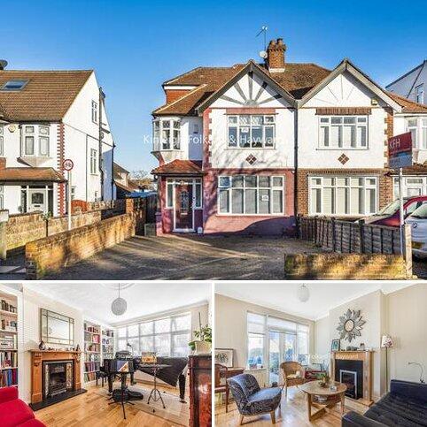 4 bedroom semi-detached house for sale - Manor Park Road, West Wickham