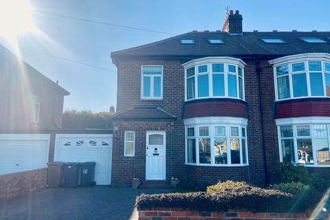 4 bedroom semi-detached house for sale - Seafield View, North Shields, Tyne and Wear, NE30 4LE