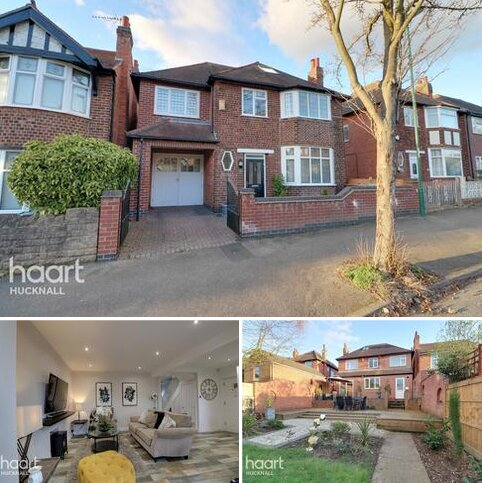 4 bedroom semi-detached house for sale - Piccadilly, Nottingham