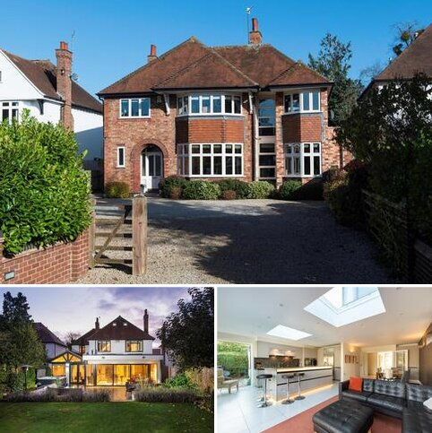 5 bedroom detached house for sale - Banbury Road, Stratford-upon-Avon, Warwickshire, CV37