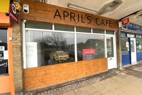 Cafe to rent - Gregson Avenue, Gosport PO13