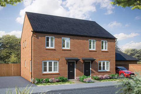 2 bedroom house for sale - Plot The Holly 045, The Holly at Collingtree Park, Collingtree Park, Windingbrook Lane, collingtree NN4