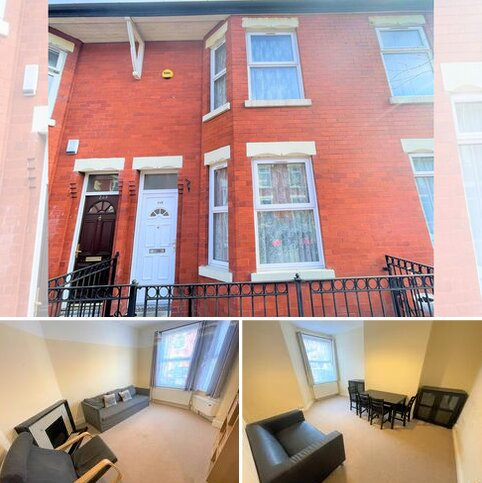 2 bedroom terraced house to rent - 345 Heald Place, M14 5NJ