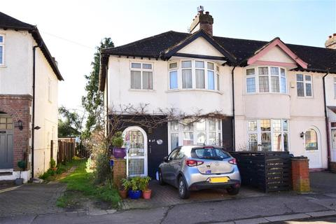 3 bedroom end of terrace house for sale - Alpha Road, Chingford