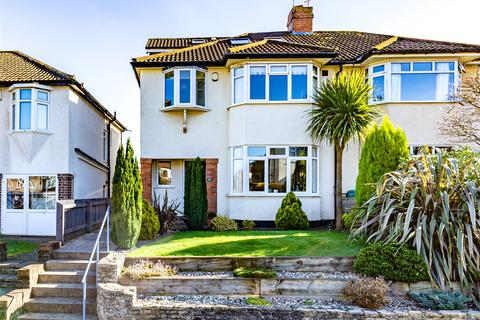 4 bedroom semi-detached house for sale - Stoke Hill, Bristol, BS9