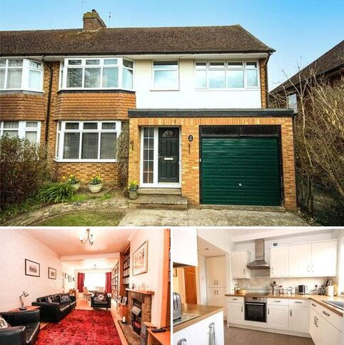 5 bedroom semi-detached house for sale - Bettespol Meadows, Redbourn, St. Albans