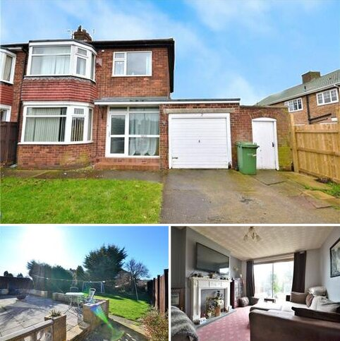 3 bedroom semi-detached house for sale - Lingfield Road, Fairfield, Stockton-On-Tees