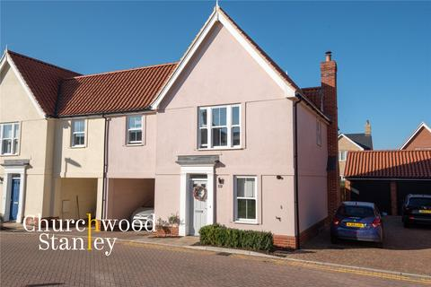 3 bedroom link detached house for sale - Strawberry Avenue, Lawford, Manningtree, CO11