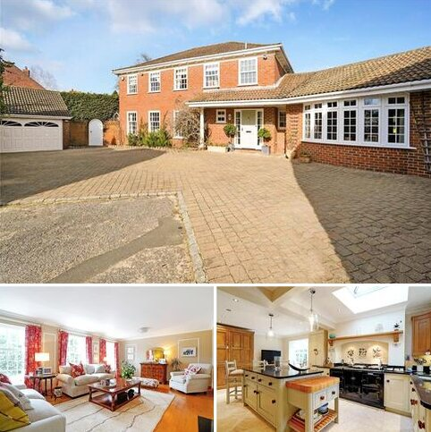 5 bedroom detached house for sale - Manor Road, Penn, High Wycombe, Buckinghamshire, HP10