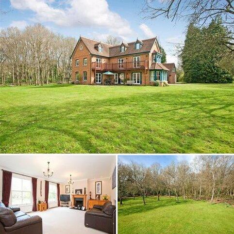 6 bedroom detached house for sale - Storrs Lane, Worplesdon, Guildford, Surrey, GU3