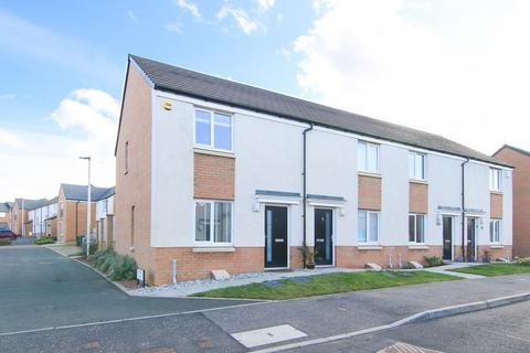 2 bedroom end of terrace house for sale - 7 Erroll Drive, Edinburgh, EH16 4WT