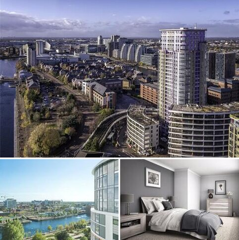3 bedroom flat for sale - Northill Apartments, Fortis Quay, Salford, M50