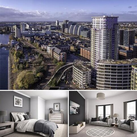 2 bedroom flat for sale - Northill Apartments, Fortis Quay, Salford, M50