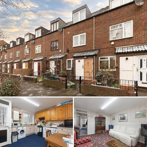3 bedroom terraced house for sale - Wolftencroft Close, London, SW11