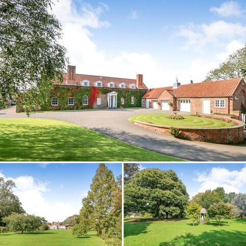 5 bedroom detached house for sale - Church Lane, Bishop Burton, Beverley, HU17