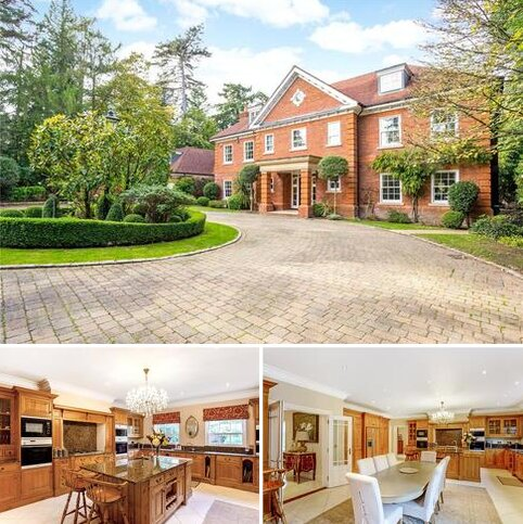 5 bedroom detached house for sale - Larch Avenue, Sunninghill, Ascot, Berkshire, SL5