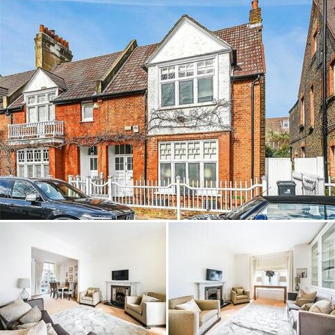 4 bedroom end of terrace house for sale - Blandford Road, Bedford Park, Chiswick, London, W4