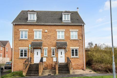 3 bedroom townhouse for sale - Camargue Road, Westbury
