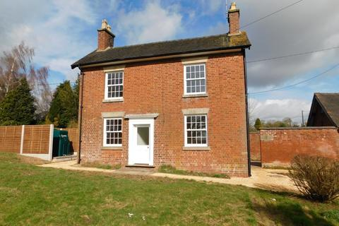 3 bedroom cottage to rent - Lichfield Road, Sandon