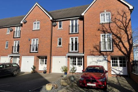 3 bedroom townhouse for sale - Quayside Walk, Marchwood