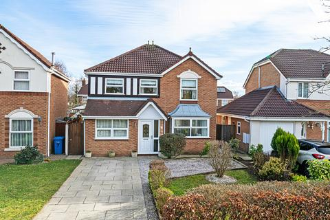 5 bedroom detached house for sale - Barbondale Close, Great Sankey, Warrington