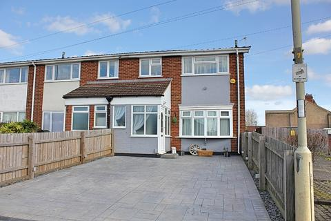 3 bedroom end of terrace house for sale - Saffron Road, South Wigston