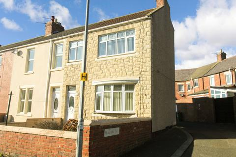 3 bedroom end of terrace house for sale - Matfen Terrace, Newbiggin-by-the-Sea