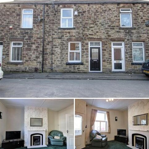 2 bedroom terraced house for sale - Herbert Street, Consett, DH8
