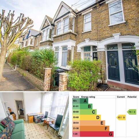 3 bedroom property for sale - Pretoria Road, Leytonstone