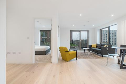 1 bedroom apartment to rent - Pendant Court, Royal Wharf, London, E16