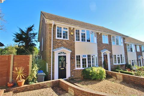 3 bedroom end of terrace house for sale - Firsdown Road, High Salvington, Worthing, West Sussex, BN13