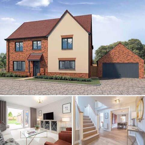 5 bedroom detached house for sale - * Early Bird Release * The Ferrey, Plot 16 at Childrey Park, OX12 9RH