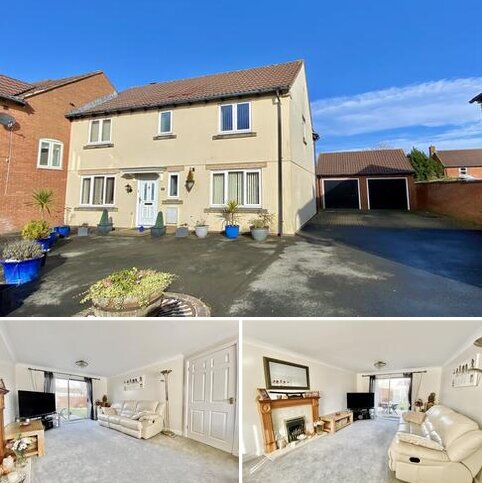 4 bedroom house to rent - Sweetgrass Road, Weston-Super-Mare,